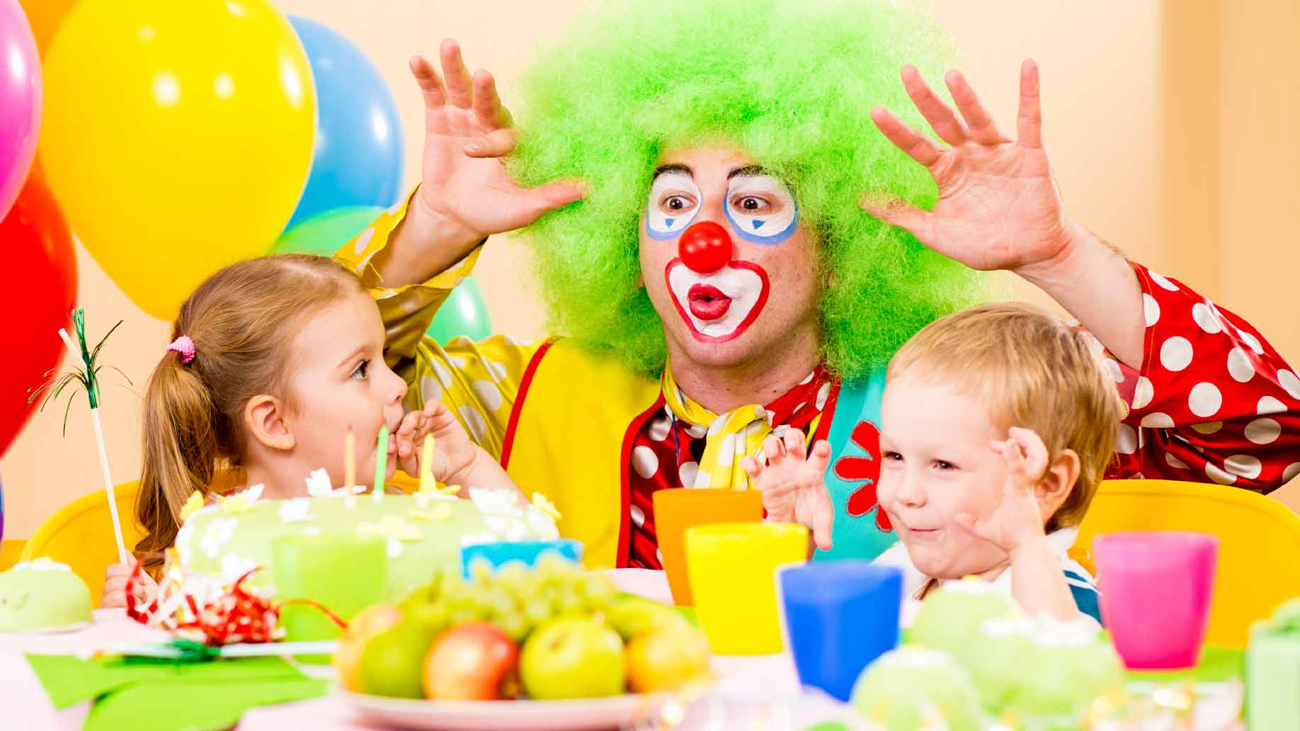 Hire Entertainment for Children's Party