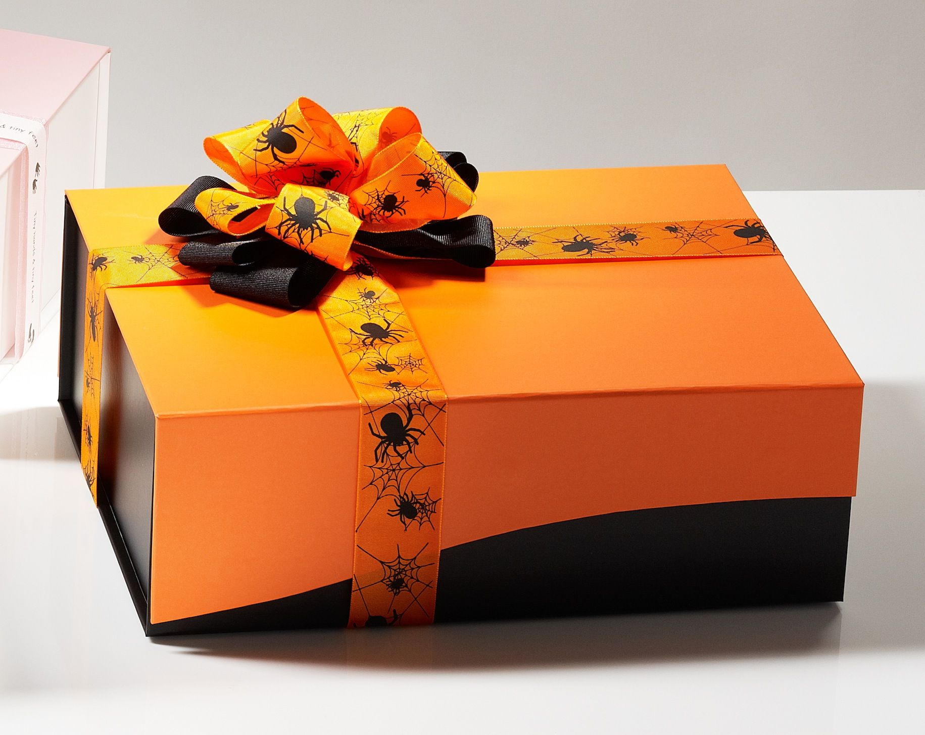 Easy Halloween DIY Gift Box Projects