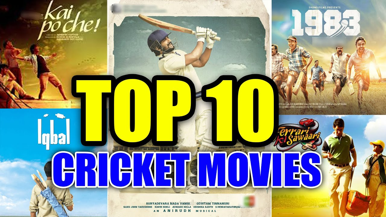 Top Cricket Movies in Bollywood