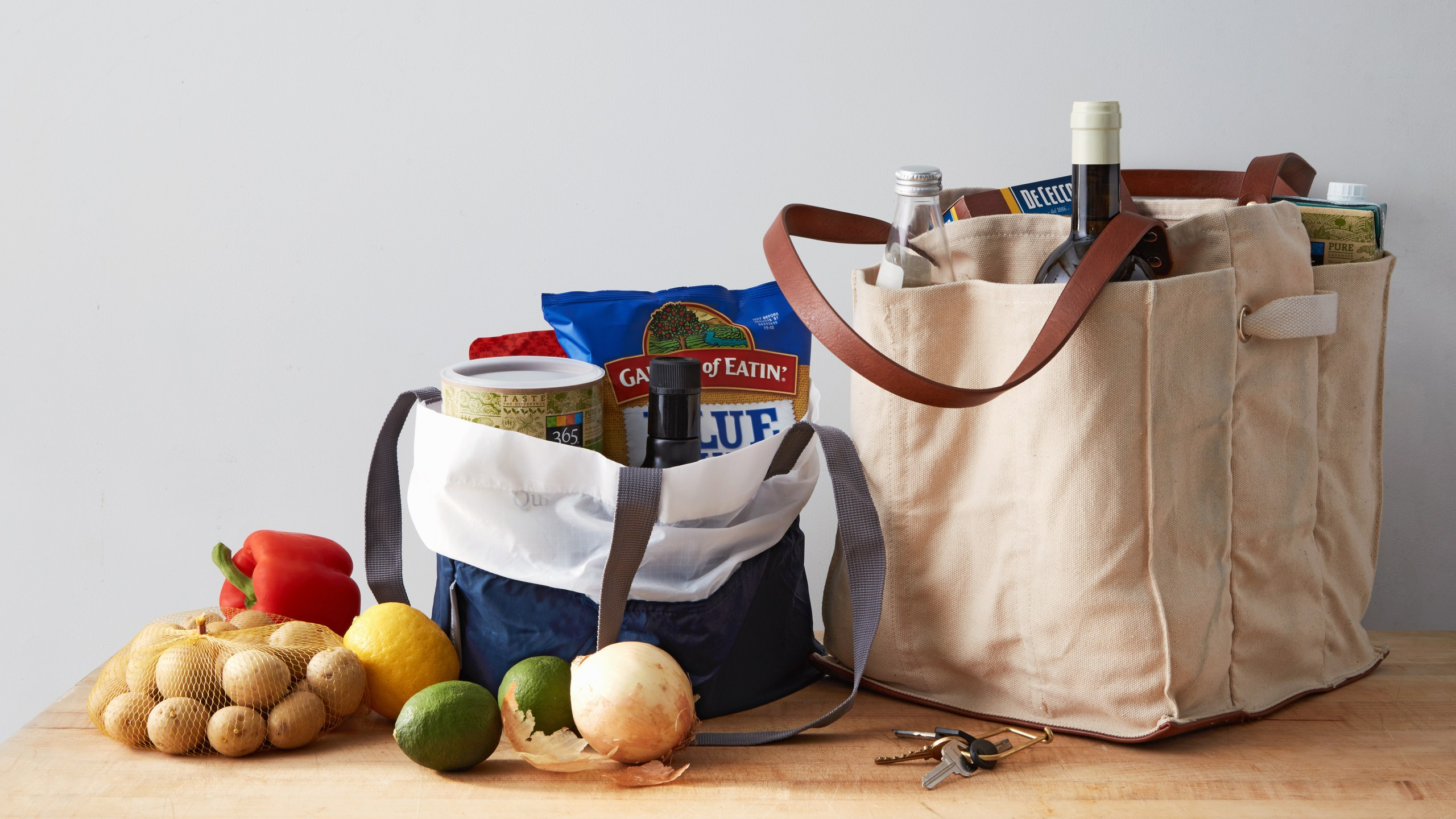 A Note on the Common Material Used to Make Recycled Bags